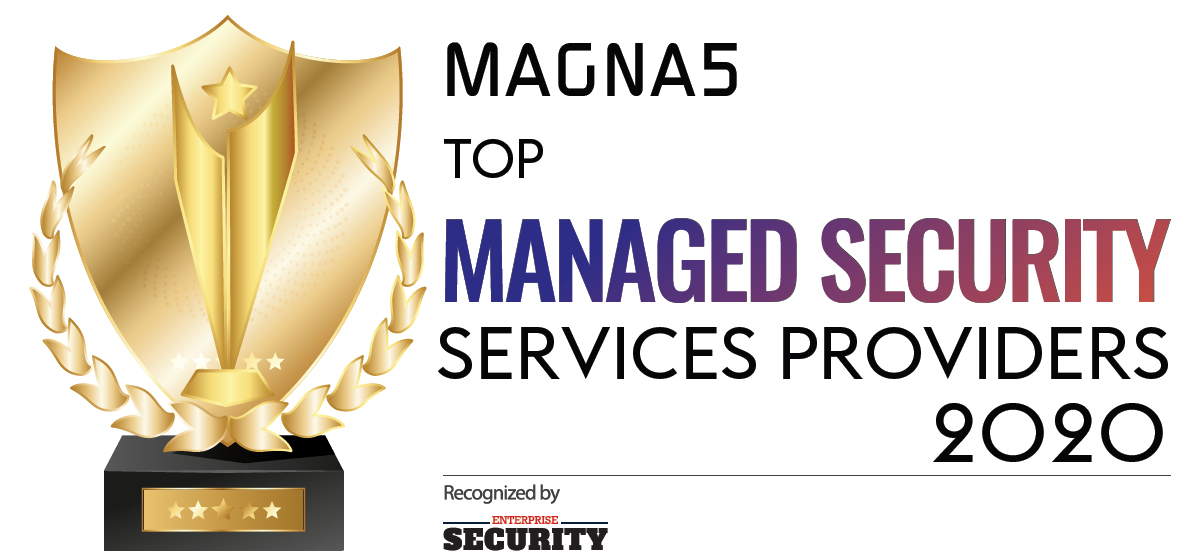 Top 10 Managed Security Solution Companies - 2020