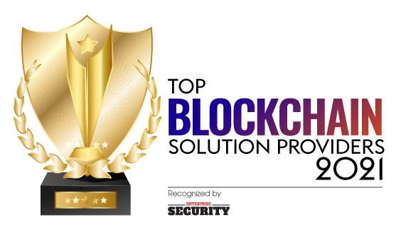 Top 10 Blockchain Solution Companies - 2021