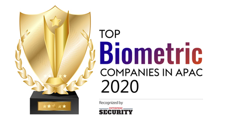 Top 10 Biometric Companies in APAC - 2020