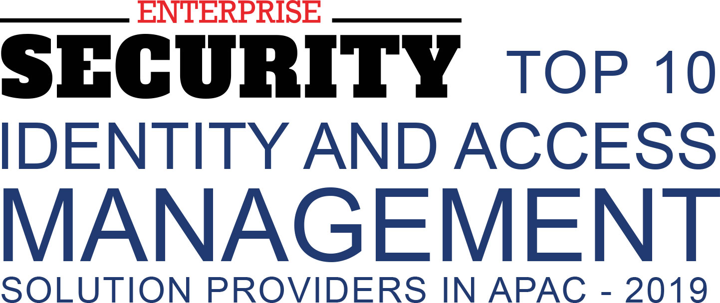 Top 10 Identity and Access Management Solution Companies in APAC - 2019