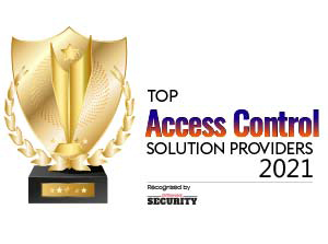 Top 10 Access Control Solution Companies in APAC - 2021