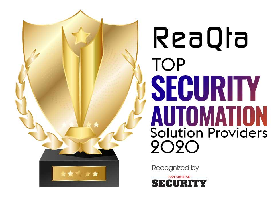 Top 10 Security Automation Solution Companies - 2020