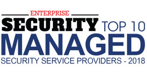 Top 10 Managed Security Service Providers - 2018