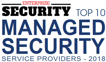 Top 10 Managed Security Service Companies - 2018