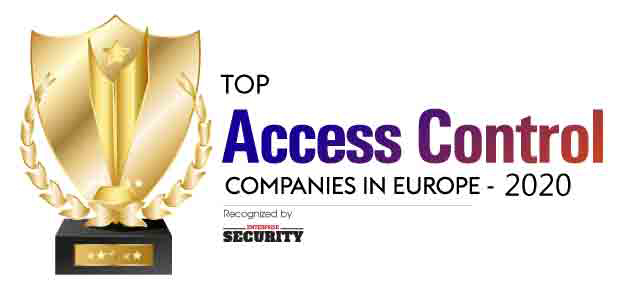 Top 10 Access Control Companies in Europe -2020