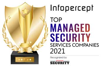 Top 10 Managed Security Services Companies - 2021