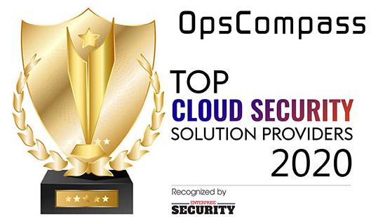 Top 10 Cloud Security Solution Companies - 2020