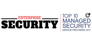 Top 10 Managed Security Service Providers 2017