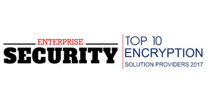 Top 10 Encryption Solution Providers – 2017