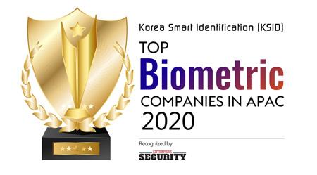 Top 10 Biometric Solution Companies in APAC - 2020