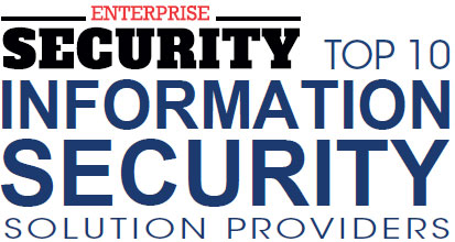Top 10 Information Security Companies - 2018